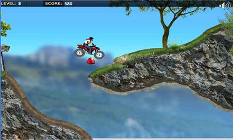Mountain Moto - 1