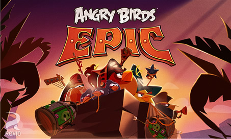 Angry Birds Epic - 1