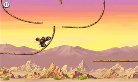 Motor Race: Stunt Bikes - 3