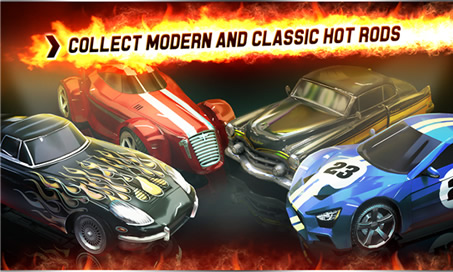 Hot Rod Racers - 53