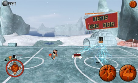 Nonstop Basketball Action - 6