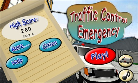 Traffic Control Emergency - 1