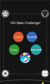 100 Balls Challenge - 3