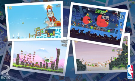 Angry Birds Seasons - 4
