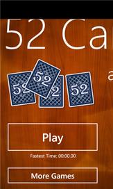 52 Card Pickup - 1