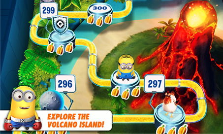 Despicable Me: Minion Rush - 56