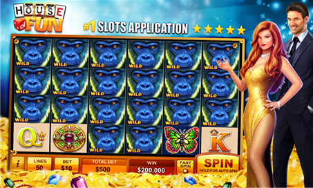 Slots - House of Fun - 1