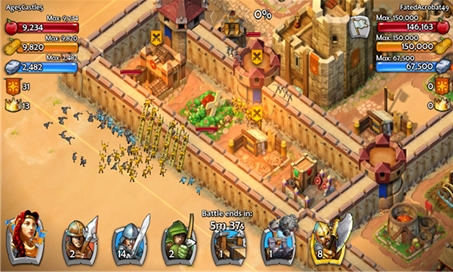 Age of Empires: Castle Siege - 2