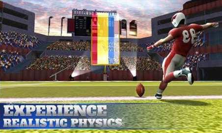 American Football: Champion Kicker Tournament 2015 - 1