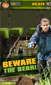 Survival Run with Bear Grylls - 1