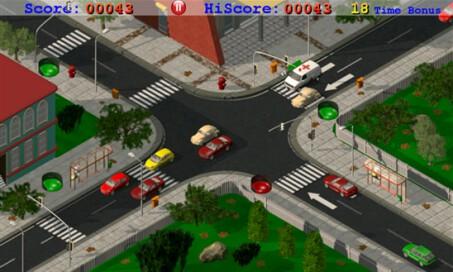 Traffic Control Emergency - 4