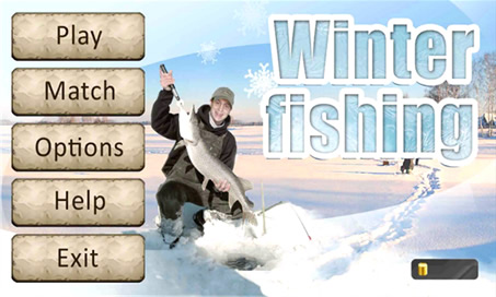 Winter fishing 3D - 6