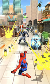 Spider-Man Unlimited - 45