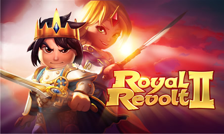 Royal Revolt 2 - 60