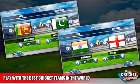 Cricket Play 3D - 5