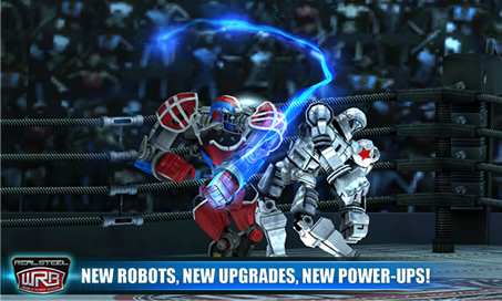 Real Steel World Robot Boxing - 2