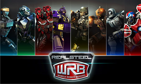 Real Steel World Robot Boxing - 1