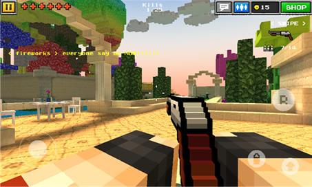 Pixel Gun 3D - 1