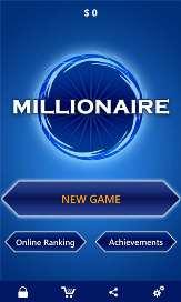 Millionaire Quiz - 1