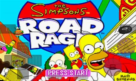 Simpsons: Road Rage - 56