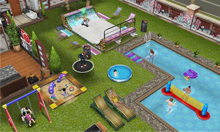 The Sims FreePlay - 3