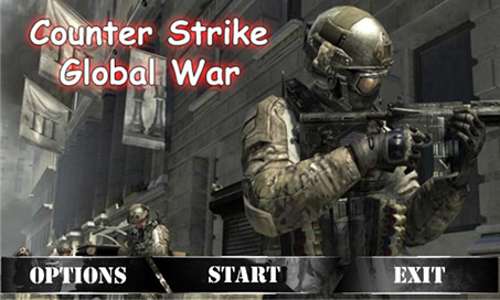 Counter Strike: Global War - 1