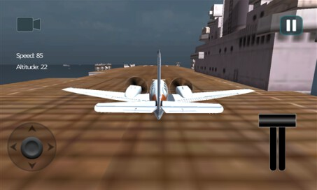 Airplane Flight Simulation - 60