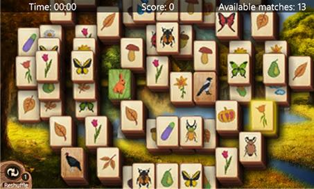 Microsoft Mahjong - 2
