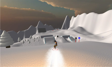 Mad Snowboarding - 1