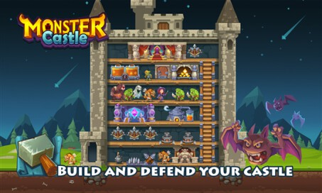 Monster Castle - 36