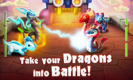 Dragon Mania: Legends - 42