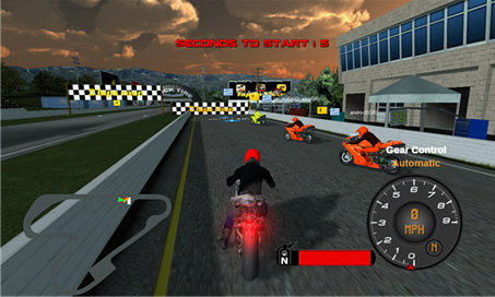 Motor Bike World Challenge - 6