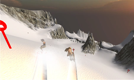 Mad Snowboarding - 4