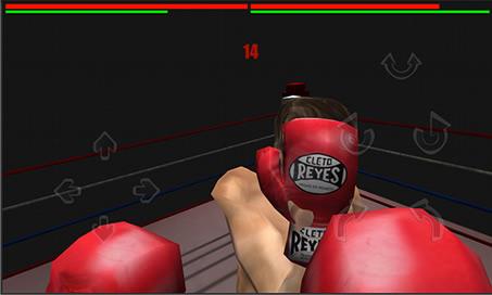 Boxe Game - 6