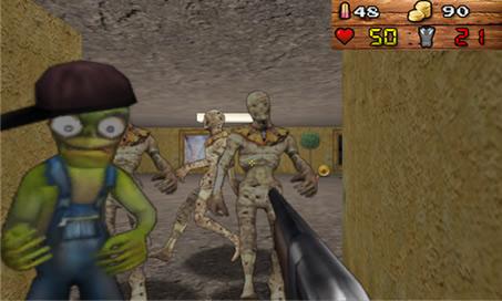 Zombie DOOM - 2