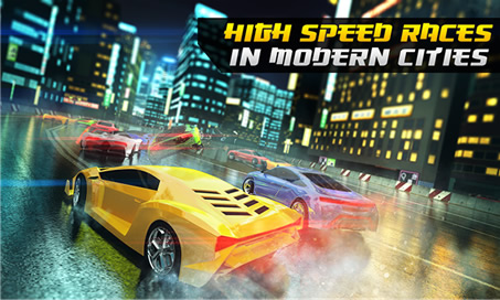 Speed Race: Real Racing Need & Racer Asphalt Track - 1