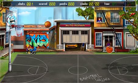 Basketball Challenge - 2