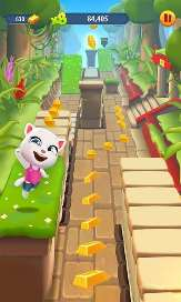 Talking Tom Gold Run - 2