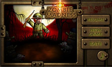 Zombie Madness II - 1