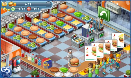 Stand O? Food City: Virtual Frenzy - 2