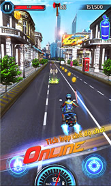 Traffic Moto Racing 3D - 2
