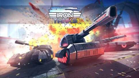 Iron Tanks - 1