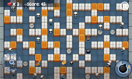 Bomberman vs. Zombies - 5