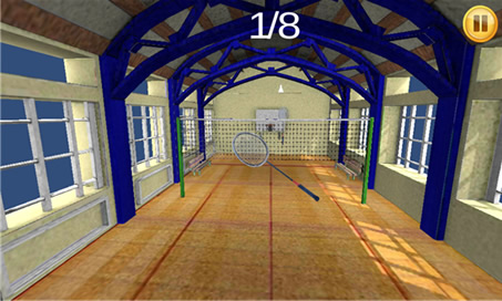 Badminton Player Free - 4