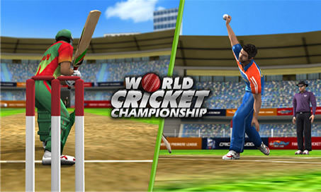 World Cricket Championship Lite - 4