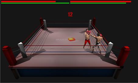 Boxe Game - 2