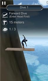 Cliff Diving 3D - 2