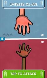 Red Hands - 1
