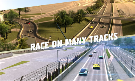 Racing: Need For Race on Real Asphalt Speed Tracks - 3