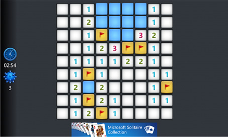 Microsoft Minesweeper - 19